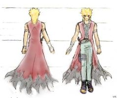 LQ Naruto-Kyuubi redesign by Lizeth