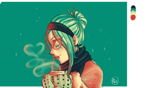 Palette Challenge 2 by PUUY