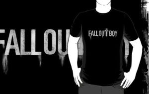 Fall Out Boy (Centuries Logo) by Ambercatlucky2