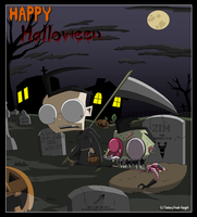 Happy Halloween by FantasyFreak-FanGirl