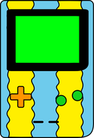 Game Boy Icon by The-Man-With-No-Name