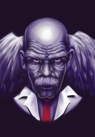 A. Wily PhD by ReverendHashbrownz