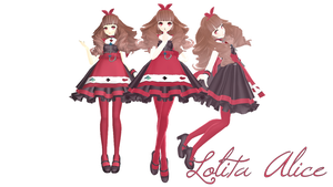 MOTME :: Lolita ALICE :: DL? Possibly by TrinityRaven