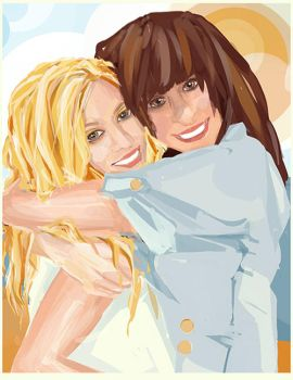 faberry by mad-aka-hatter
