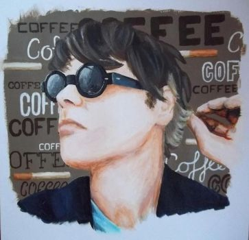 Gee, coffee and cigarettes by Scuk-My-Wlily