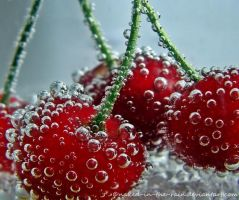 Cherry Drops by naked-in-the-rain