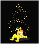 Golden Freddy and Friend by Edge14