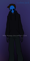 Older Eyeless Jack by La-Mishi-Mish