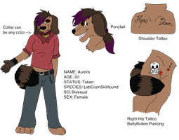 Aurora Reference Sheet by boxes-of-foxxes