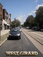 West Girard Avenue by citynetter