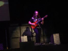 John Petrucci on stage by drelli