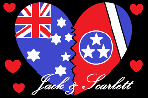 Scarlett Loves Jack by Ask-Fem-Tennessee