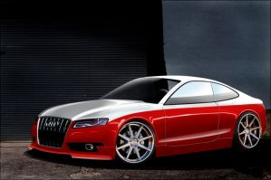 Audi S5 by Mipo-Design