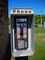 Payphone-stock by slave-screams-stock
