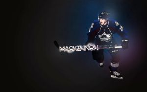 Nathan MacKinnon Wallpaper Colorado Avalanche by motzaburger