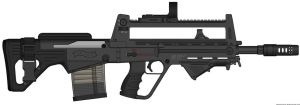 Sweetwater- 'Operator' AP85 - Assault Rifle by Shockwave9001
