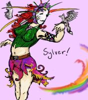 Sylver for Sylver by Ithildae
