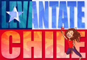 Levantate Chile by palnk