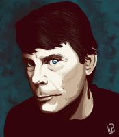 Day 2- Stephen King by Misaky