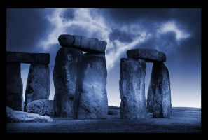 Stonehenge by carlzon