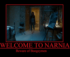 Welcome to Narnia, Nancy.. by AwesomebyAccident