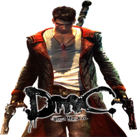 Devil May Cry Reboot Dock Icon 2 by Rich246