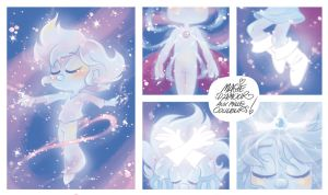 Bichon reve d'etre une magical girl by princekido