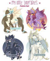 My Little Adoptables: Palette Fun! [closed] by Narrowed