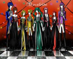 vocaloids 2 by 1itt1e-1i