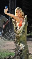 croc vore 69 (Kate Upton) by andromeda111