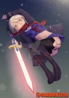 Heroine X Alter by CARBON12th