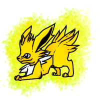 Jolteon by Thunderclap12