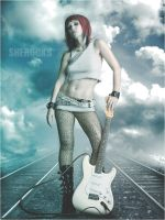 She rocks by Doucesse