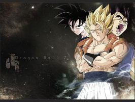 Dragon Ball Z by Strifestyle