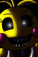 Toy Chica's Being Creepy [3] by Kana-The-Drifter
