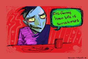 JTHM: Its funny... by Lascaux