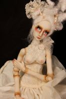 Adalina, ball jointed doll by cliodnafae27