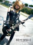 Misa Amane cosplay2 by KuraitheDollfie
