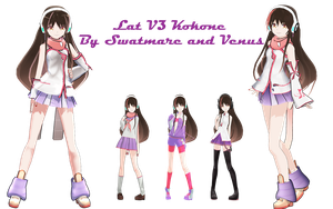 LAT V3 Kokone-Swatmare x Venus-The-Second DOWNLOAD by VenusSempai