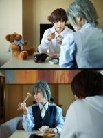 Junjou Romantica : they are just so... yellow by xrysx