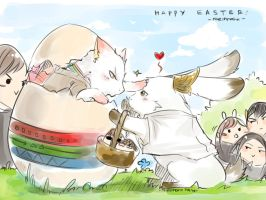 PN - Happy Easter? by nheinnahn
