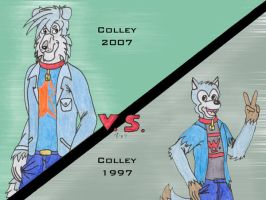 10 Years of Dogstar by colley