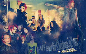 MCR Christmas wallpaper 028 by saygreenday