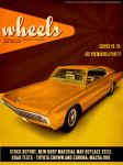 Wheels, cover art by micropop