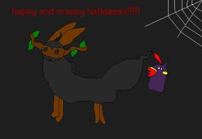 Happy Helloween by pkmnfanforever