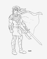 Fire Emblem dude lines by Timbo1834