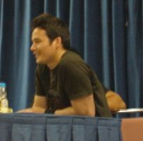Johnny Yong Bosch by ravenqueen22