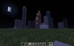 Minecraft New city - New Houston by silversonic2000