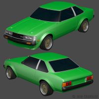 1981 ATCC Toyota Celica RA40 GrpC WIP1 by The-IC