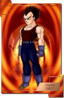 DBGT: Vegeta by VegettoSSJ4